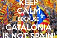 I'm catalan.. and my country is Catalonia!!!