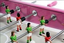 Table Football Tables / Our very best luxury table football tables. The perfect gift for him!