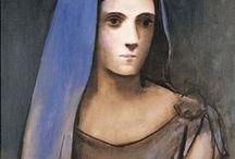 Picasso / art peinture