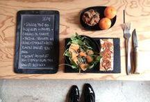 """GOOD FOOD / LUNCH AT WORK / CLAIRE'S BENTO / La nourriture est une obsession pour Nicolas et moi (Claire!) -nous aimons autant manger que cuisiner- alors notre lunch à ATELIER PREMIERETAGE, est aussi devenu  une occasion de nous régaler avec des """"plats"""" tous simples home-made (et presque toujours Bio) que nous préparons chaque jour  … A table !!!"""