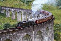 TRENS / Um sonho a ser realizado: viajar de trem!!