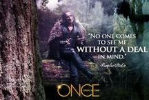 Rumpelstilskin&Belle♥ / ONCE UPON A TIME