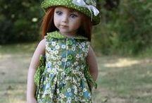 Куклы / Вид рукоделия.