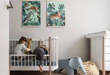 Jungen Kinderzimmer // Inspo