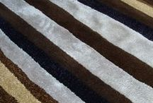 Tapis Hand Tuft 100% pure laine - Collection Stripes / Tapis Hand Tuft 100% pure laine - Collection Stripes