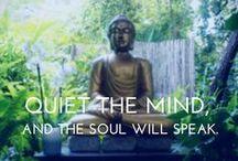 Enlightening Quotes / Spiritual quotes that inspire and enlighten
