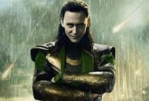 Loki the God of Mischief/ Tom Hiddleston