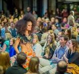 Utah Fashion Week / Runway shows in the Spring to promote designers and the fashion in Utah