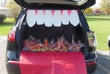 Trunk or Treat Ideas / Trunk or treat ideas for your organization.