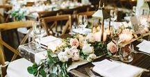 Rustic Italian Fall wedding / Everyone dreamed a rustic wedding in the gorgeous italian countryside. Rolling hills and lavender fields, seated on straw under the stars. Here you find country venues and country-chic and DIY decor.