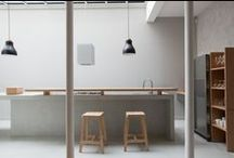 KITCHEN … / Des cuisines très grandes, et toutes petites !