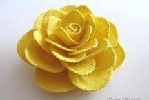 ЦВЕТЫ / Фото цветов. Изготовление цветов своими руками из подручных материалов.