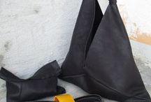 Borse fatte a mano / Le borse Più o Meno sono tutte dipinte a mano una per una...