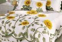 Постельное бельё / Одеяло, покрывало, подушки.