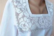 Вышивка филейная / Вышивка по сетке, или, как ее еще называют, филейная вышивка – прекрасный способ создать действительно уникальную вещь.