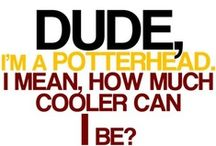 Magic Inside Us / I am a Potterhead. I mean, how much cooler can I be?