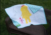 Quilts For baby's / These are quilt and bags I have made recently for nephews and nieces.