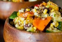 Healthy Recipes / Whole foods recipes inspired by the colorful, aromatic, and healthy Mexican cuisine.