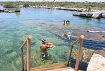 Akumal / Akumal is only 5 minutes from Tao Inspired Living Community! Some of the clearest waters, and most perfect beaches! This beach is famous for snorkeling and turtle watching.