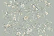 Florals / Florals have and always will be a big design story at Lewis & Wood. Here are some of our most popular wallpapers and fabrics.
