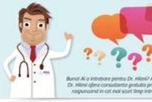 Informatii Medicale / Sfaturi despre cum sa ai grija de sanatatea ta.
