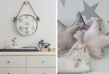 KIDS ROOMS / Ting og tang til baby og barn