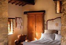 Tuscan style / toszkán stílus