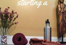 Yoga / Yoga, hot yoga, vinyasa yoga, asanas, pranayama, and alignment.