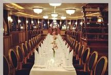 Dinner Cruise / De Amsterdam Dinner Cruise biedt u de gelegenheid om Amsterdam vanaf het water te ontdekken, terwijl u aan boord geniet van een heerlijk diner #KrasEvents