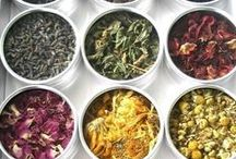 Tea Connoisseur / find tea blends, herb combinations, gorgeous images, and inspiration from Dr. Michele Burklund