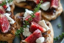Recipes using Goat's Cheese / Wonderful ways to use your home made goats cheese