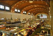 Great Markets / PPS takes you on a trip to explore some of the world's greatest Public Markets.