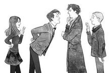 Superwholock / Supernatural, Doctor Who, Sherlock