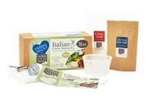 Our Stuff / Cheese making kits, supplies and cheese making inspiration :)