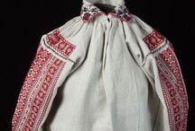 Ukrainian Clothes / Antique Ukrainian Folk Textile: Ukrainian tradition costumes and clothes. Украинские народные костюмы и одежда