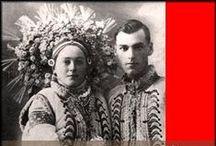 Ukrainian Folk Costume in Photographs / Українське Народне Вбрання, Ukrainian Folk Costume, Украинская Народная Одежда