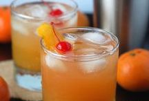 Pins of Yours / Honey Tangerine Whiskey Sours