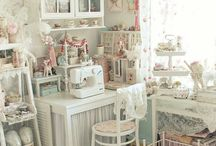 Shabby chic / Totally in love with this style!