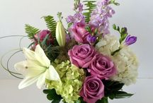 Luda Flower Salon info@ludaflower.com / Floral arrangements