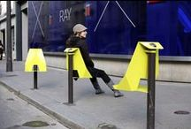 Bollards / Bollards - they don't just control road traffic!