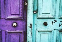 Color your life! / color palette