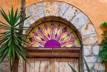 San Miguel de Allende / garden space - architecture - design