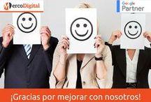 Creemos en MercoDigital / Algunas recomendaciones y consejos en el mundo del marketing. Para seguir buenas prácticas en el Marketing Digital.