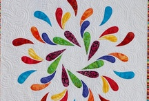 """Dying to Quilt! / """" A bed without a quilt is like a sky without stars.""""  (unknown) / by Bev Rimmer"""