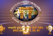 WorldTeluguConference / World Telugu Conferences provides the data related to Telugu Conferences (Telugu Maha Sabhalu) and Eminent Telugu Personalities across the Globe