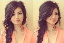 Beauty & fashion / Beauty tips & tutorials, hairstyles, fashion, clothes i like, inspiration