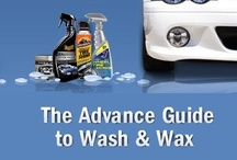 "Advance Auto Parts Car Care / Advance Auto Parts makes car care easy! Keep your car clean inside and out in 5 steps! Step 1: Wash & Dry - Step 2: Surface Prep - Step 3: Wax & Shine - Step 4: Wheel & Tire Cleaning - Step 5: Interior Cleaning. We've selected our favorite automotive wash and wax products for keeping your vehicle looking its best! Click the ""Advance Guide to Wash & Wax"" pin for details and instructions!"