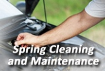 Spring Car Maintenance / Let Advance Auto Parts help you spring into action and get your car primed for the warm weather ahead. We've got Spring car maintenance tips to help improve your car's performance and retain its appearance. Check out the projects in our seasonal maintenance plan—to help ensure many safe and easy miles ahead. / by Advance Auto Parts