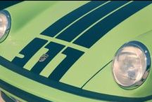 Classic Green Gallery / Collection of green 911