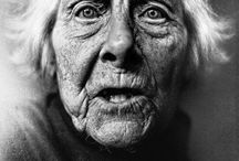 Golden age / Photos of the elderly.